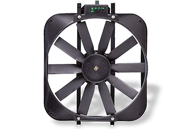 Toyota Previa Flex-a-lite Electra-Fan II Universal Electric Cooling Fans
