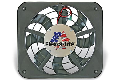Audi 4000 Flex-a-lite Electric Cooling Fans