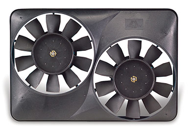 Dodge Ram Flex-a-lite Scirocco Universal Electric Cooling Fan