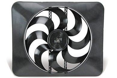 Flex-a-lite Black Magic X-treme S-blade Universal Electric Cooling Fans