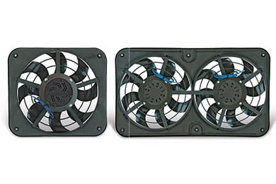 Nissan 300ZX Flex-a-lite X-treme S-blade Universal Electric Cooling Fans