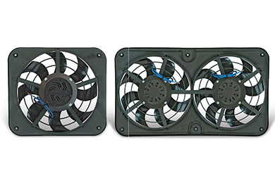 Chevy Corvette Flex-a-lite X-treme S-blade Universal Electric Cooling Fans