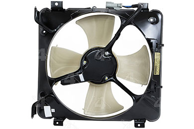 Audi 4000 Four Seasons Radiator Fan