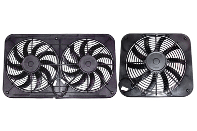 Plymouth GTX Maradyne Jetstreme Series Electric Cooling Fans