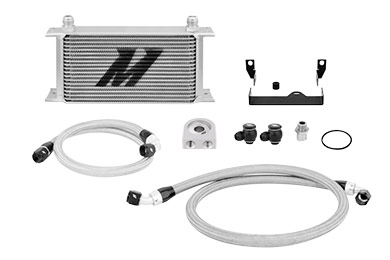 mishimoto direct fit oil cooler kits
