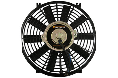 GMC Safari Mishimoto Electric Cooling Fans