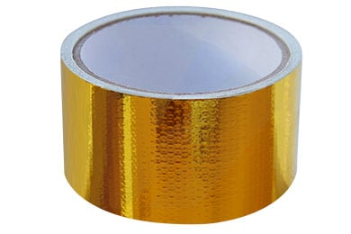 Fiat 124 Mishimoto Heat Defense Tape