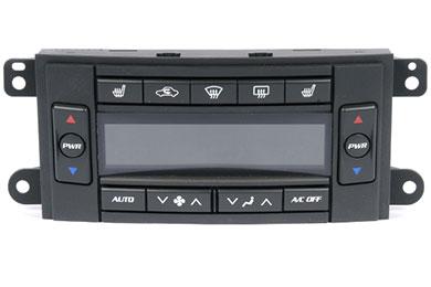 acdelco hvac control panel