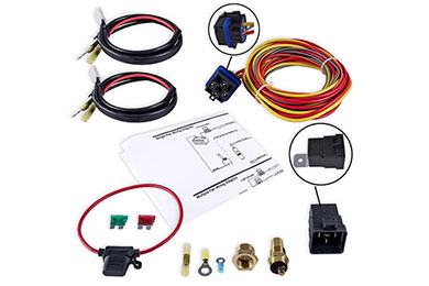 Champion Electric Fan Relay Kit
