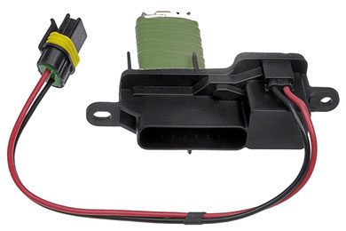 dorman blower motor resistor