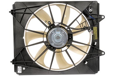 dorman radiator fan