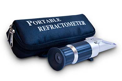Lincoln Blackwood Evans Coolant Refractometer