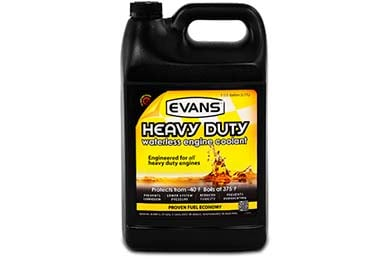 Evans Heavy Duty Waterless Engine Coolant
