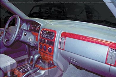 Jeep Cherokee B&I Dash Kits