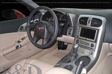 Chevy Corvette B&I Dash Kits