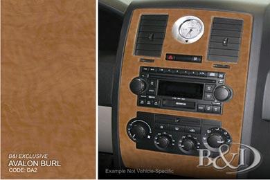 Pontiac Torrent B&I Dash Kits