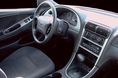 Ford Mustang Sherwood Innovations Dash Kits