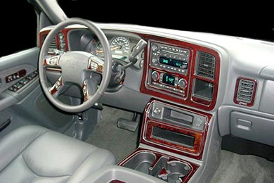 Chevy Tahoe Sherwood Innovations Dash Kits