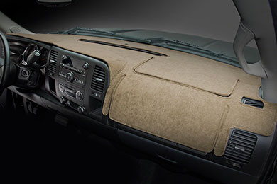 Chevy Tahoe Coverking Velour Dash Cover