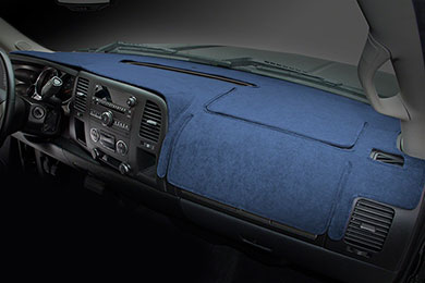 Jeep Wrangler Coverking Velour Dash Cover