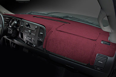 Chevy Corvette Coverking Velour Dash Cover