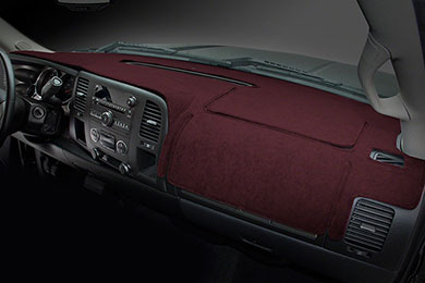 BMW 3-Series Coverking Velour Dash Cover