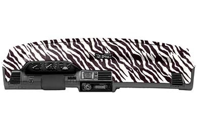 Dodge Journey Coverking Velour Animal Print Dash Cover