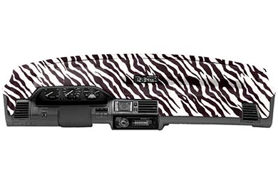 Toyota Camry Coverking Velour Animal Print Dash Cover