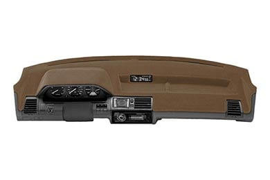 Nissan Titan Coverking Velour Dash Cover