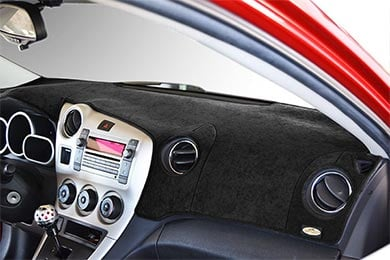 Dash-Topper Brushed Suede Dashboard Cover