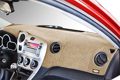 Chevy Corvette Dash-Topper Brushed Suede Dashboard Cover