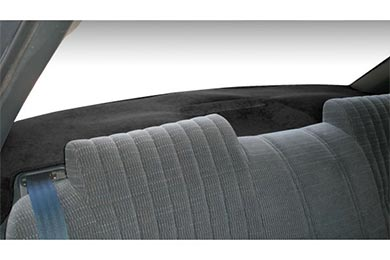 Chrysler LeBaron Dash Designs Brushed Suede Rear Deck Covers