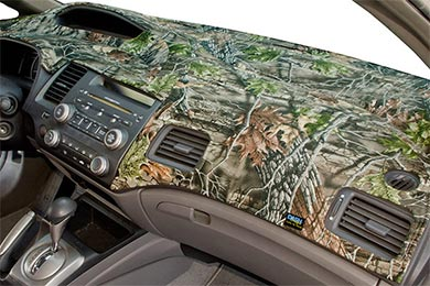 Jeep Wrangler Dash Designs Camo Dashboard Cover