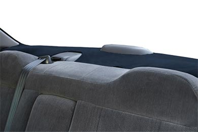 Dash Designs Velour Rear Deck Covers