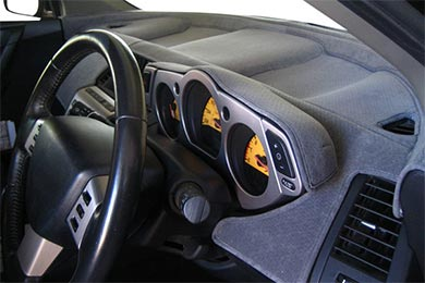 Chevy Corvette Dash-Topper Sedona Suede Dashboard Cover