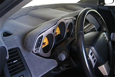 Geo Metro Dash-Topper Sedona Suede Dashboard Cover