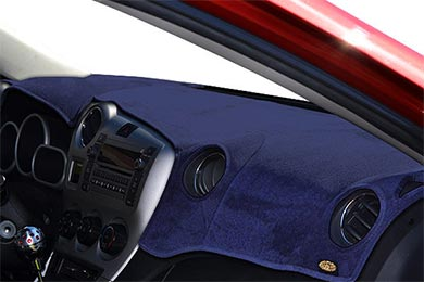 Dash-Topper Velour Dashboard Cover