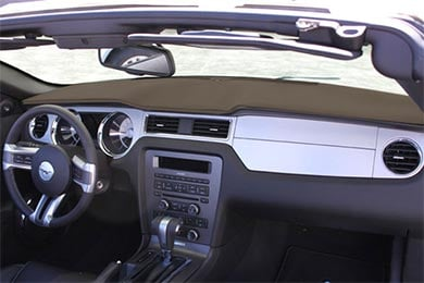 Isuzu Rodeo DashMat Ltd. Edition Dashboard Cover