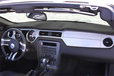 Jeep Wrangler DashMat Ltd. Edition Dashboard Cover