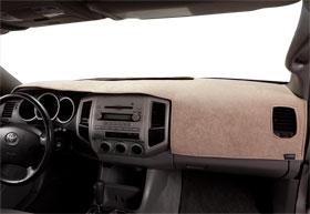 Toyota Tacoma Dash Designs Suede Dashboard Cover