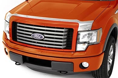 Ford Escape AVS Chrome Aeroskin Hood Protector