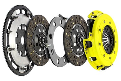 act twin disc heavy duty race clutch kits