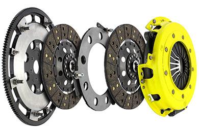 act twin disc heavy duty street clutch kits
