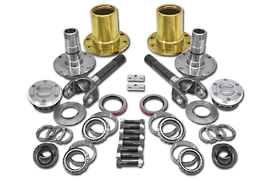 yukon gear axle spin free locking hub conversion kits