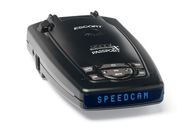 Dodge Charger Escort 9500ix Radar Detector