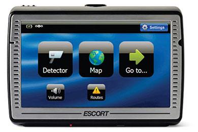 Escort Passport iQ GPS Navigation System