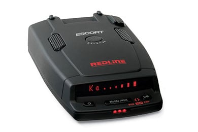 Dodge Charger Escort RedLine Radar Detector