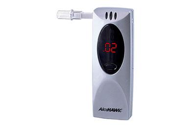 Infiniti FX35 AlcoHAWK Slim Breathalyzer