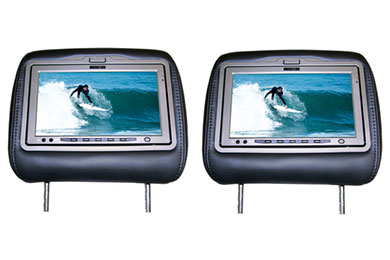Vizualogic A-1290 Headrest Monitors