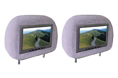 Nissan Titan Vizualogic Advantage Headrest Monitors